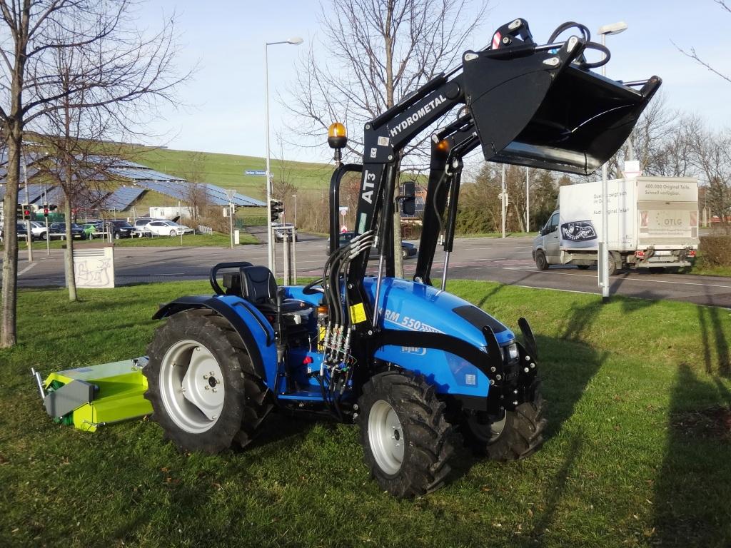 Yagmur agrifarm 350 traktor frontlader